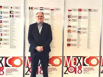 Dr. João Quevedo participa como palestrante da 20º Conferência Anual da Sociedade Internacional de T