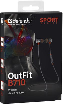 Беспроводные наушники Defender OutFit B710