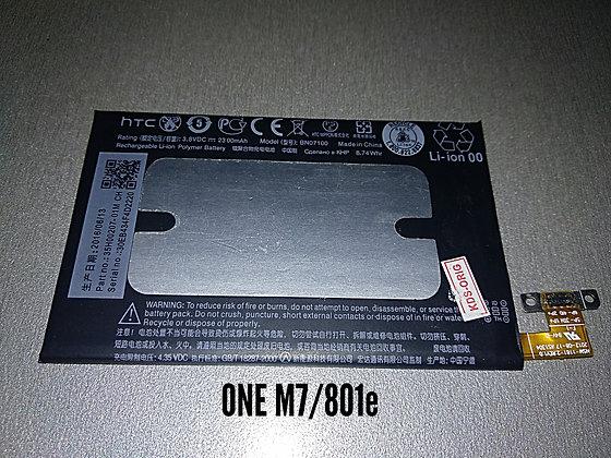 АКБ для HTC ONE M7/801e/ ONE Dual