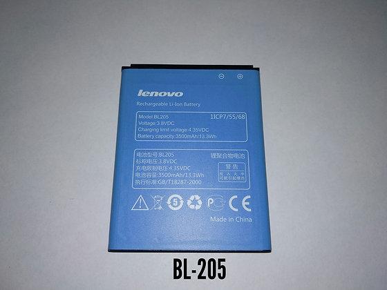 АКБ для Lenovo BL205