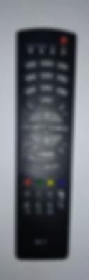 RUBIN (РУБИН) RC-7, BT-0223A пульт для телевизора RUBIN Иркутск