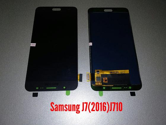 Дисплей для Samsung J7 (2016)/J710 + Touch  (регулируемая подсветка)