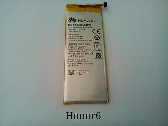 АКБ для HUAWEI HB4242B4EBW Honor 6/Honor 4X orig