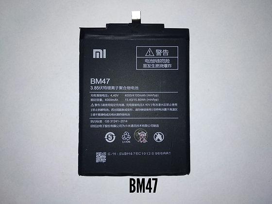 АКБ для Xiaomi BM47 RedMi 3/RedMi 3S/RedMi 3Pro/RedMi 4X orig.