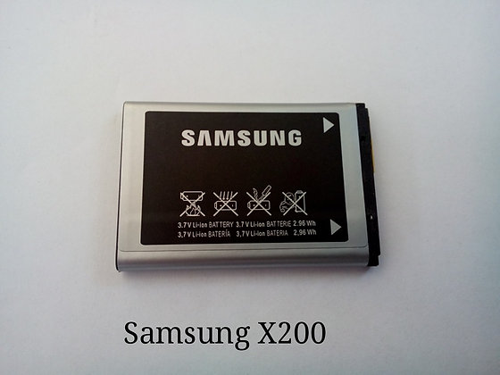 АКБ для Samsung X200