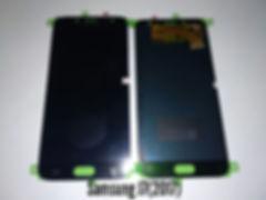 Дисплей для Samsung J7 (2017)/J730 + Tou