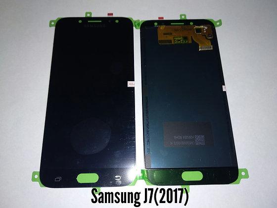 Дисплей для Samsung J7 (2017)/J730 + Touch чёрный (регулируемая подсветка)