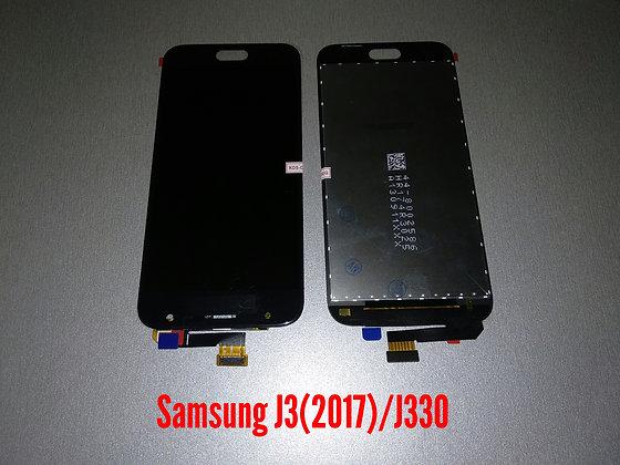 Дисплей для Samsung J3 (2017)/J330 + Touch чёрный orig