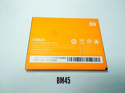 АКБ для Xiaomi BM45  RedMi Note2 orig.jp