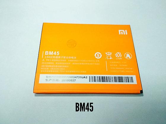 АКБ для Xiaomi BM45 RedMi Note2 orig.