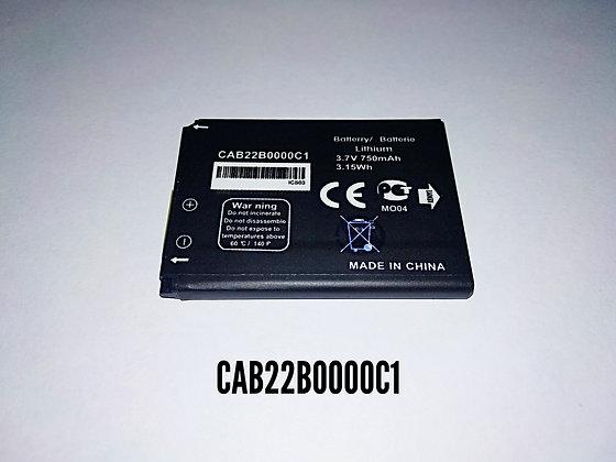 АКБ для Alcatel CAB22B0000C1/ TLi004AB 2010D/2012D
