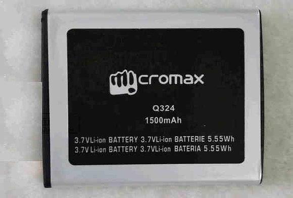 АКБ для Micromax Q324
