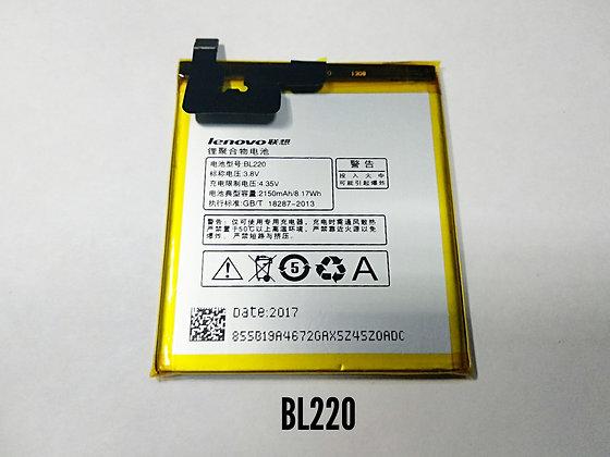АКБ для Lenovo BL220