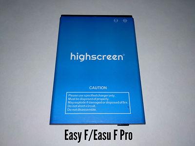АКБ для Highscreen Easy F_ Easy F Pro.jp