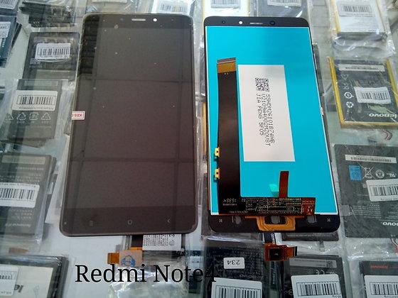 Дисплей для Xiaomi Redmi Note4 + touch orig