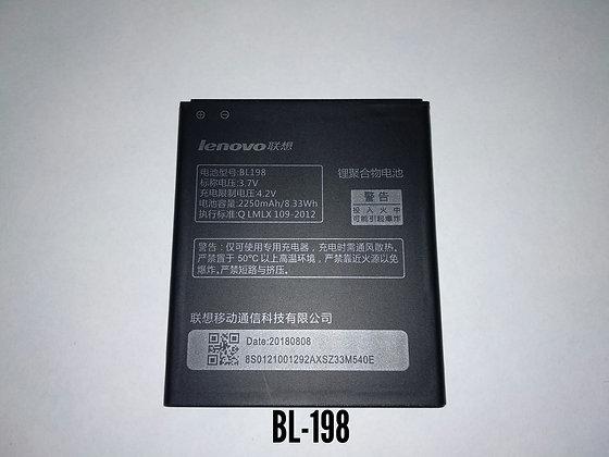 АКБ для Lenovo BL198