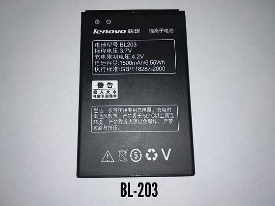 АКБ для Lenovo BL203/BL214