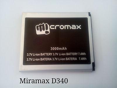 АКБ для Micromax D340 .jpg