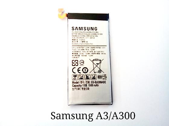 АКБ для Samsung A3/EB-BA300AABE