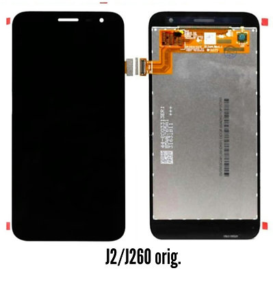 Дисплей для Samsung J2/J260 + Touch Orig.