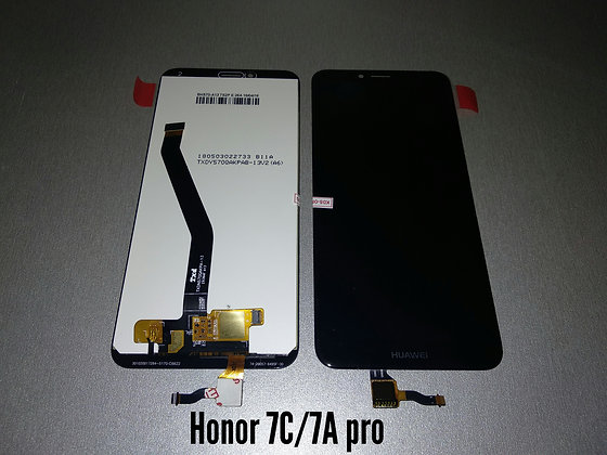 Дисплей для Huawei Honor 7A Pro/7C/Y6/Y6 Prime 2018 + touch AUM-L29 orig