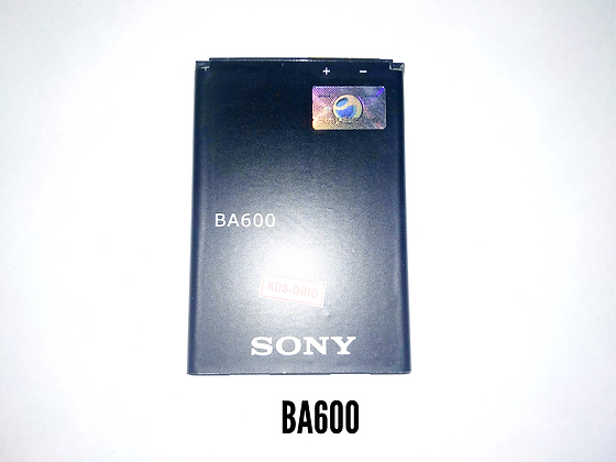 АКБ Sony Ericsson BA-600