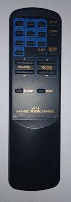 Пульт FUNAI MK-6, MK-7, MK-8, UREMT-20mm007 для телевизора Ирктск