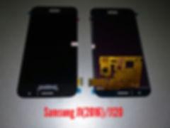 Дисплей для Samsung J1 (2016)_J120 + Tou