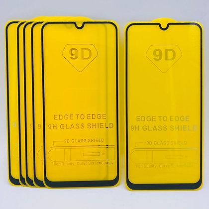 """Защитное стекло для Xiaomi Redmi Note 8 Pro """"Full glue"""" полное покрытие"""