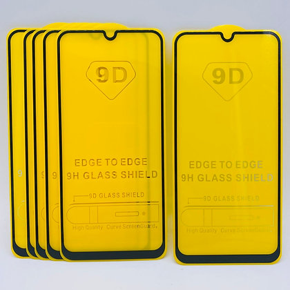 "Защитное стекло для Huawei Honor P Smart Z ""Full glue"" полное покрытие"