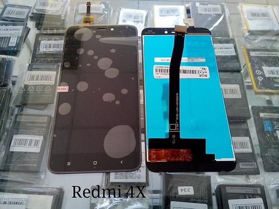 Дисплей для Xiaomi Redmi 4X + touch чёрный orig.