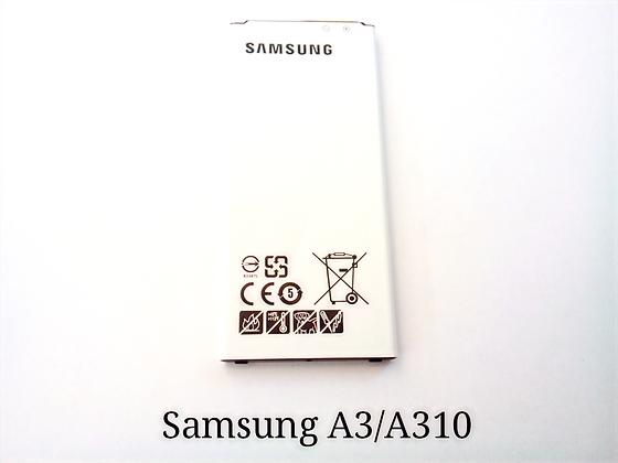 АКБ для Samsung A3 A310 (2016)/EB-BA310ABE