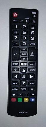 LG AKB74915325пульт для телевизора LG 43LH570V Иркутск