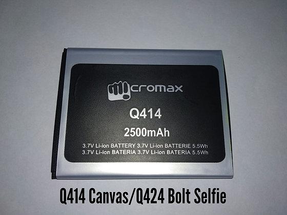 АКБ для Micromax Q414