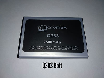 АКБ для Micromax Q333 .jpg