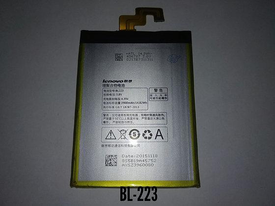 АКБ для Lenovo BL223