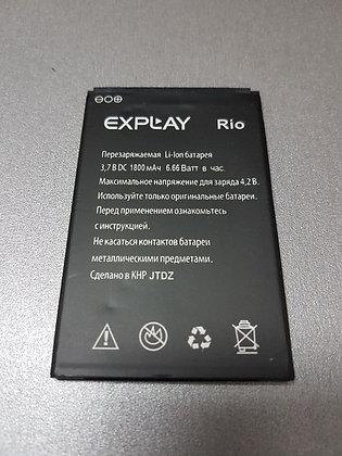 АКБ Explay Rio Rio Play