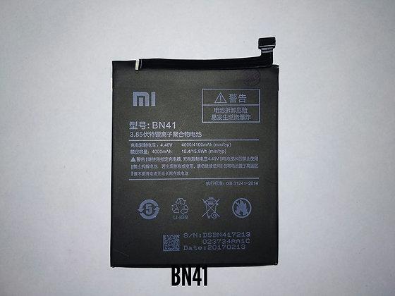 АКБ для Xiaomi BN41 RedMi Note4 orig.