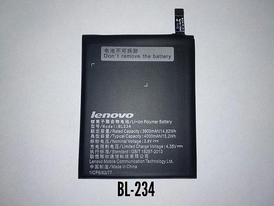 АКБ для Lenovo BL234