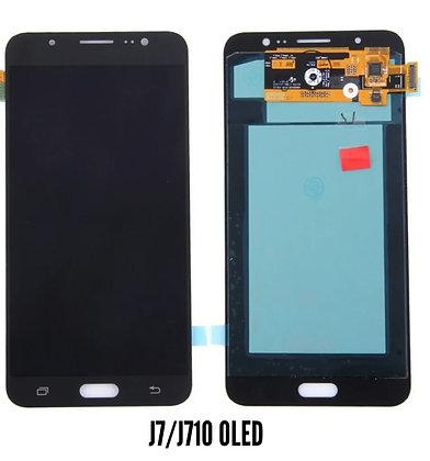 Дисплей для Samsung J7 (2016)/J710 + Touch (OLED)