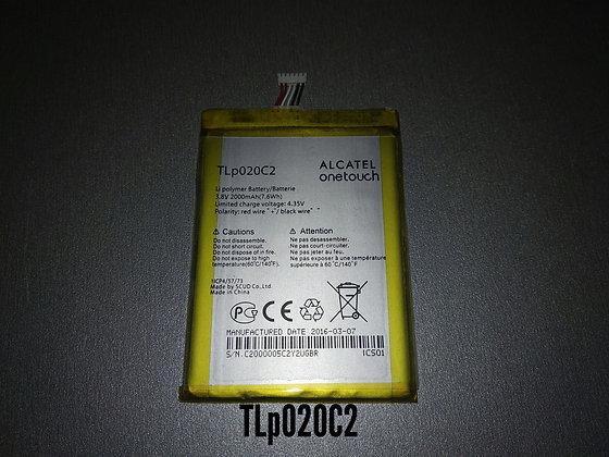АКБ для Alcatel TLP020C2/6037 orig.