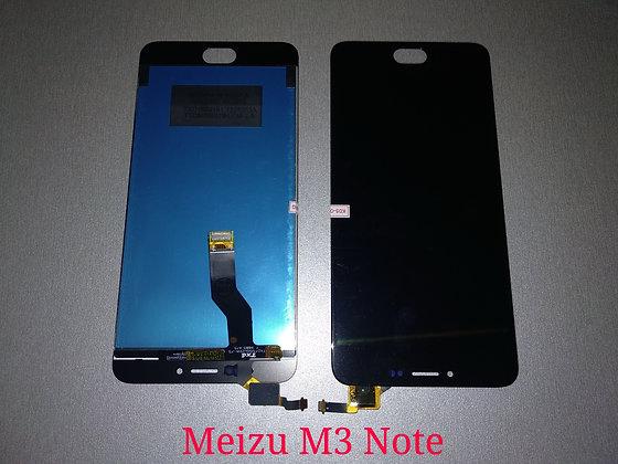 Дисплей для MEIZU M3 Note (L681h) + touch orig.