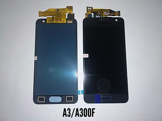 Дисплей для Samsung A3 /A300F + Touch чёрный (регулируемая подсветка)