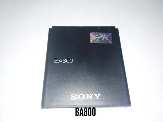 АКБ Sony Ericsson BA-800