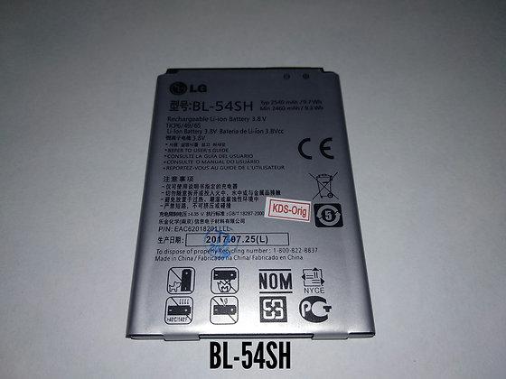 АКБ для LG BL-54SH