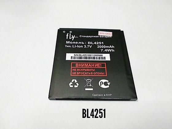 АКБ для FLY BL 4251 / IQ450