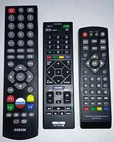 Предлагаем пульты дистанционного управления для телевизоров, цифровых приставок DVB-T2, спутниковых антенн Триколор по низким ценам в Иркутске.