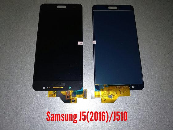 Дисплей для Samsung J5 (2016)/J510 + Touch чёрный (регулируемая подсветка)
