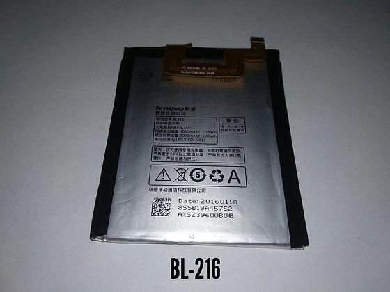 АКБ для Lenovo BL216