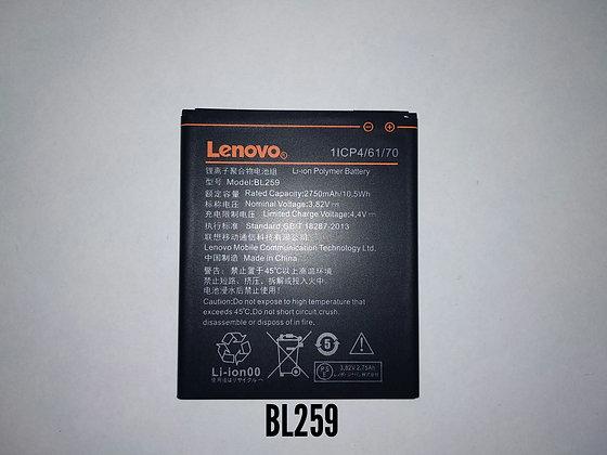 АКБ для Lenovo BL259/K5